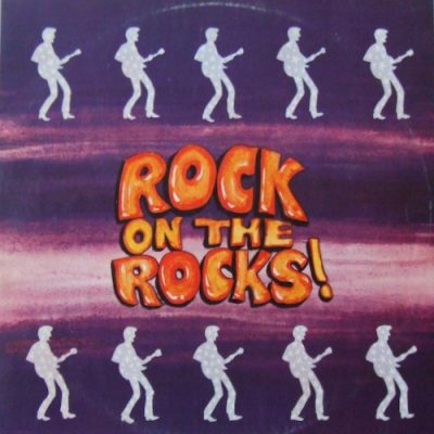 1972 ROCK ON THE ROCKS